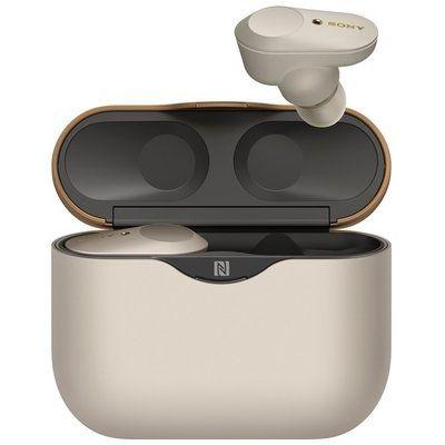 Sony WF-1000XM3 Wireless Bluetooth Noise-Cancelling Earphones - Silver