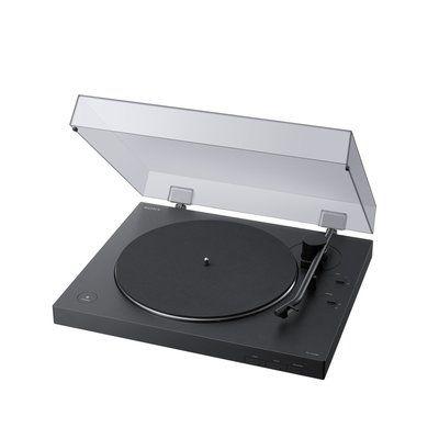 Sony PS-LX310BT Belt Drive Bluetooth Turntable - Black