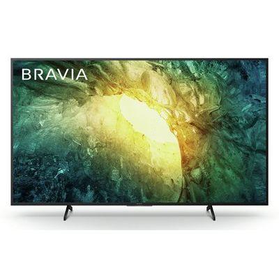 "Sony 49"" BRAVIA KD49X7052PBU Smart 4K Ultra HD HDR LED TV, Sand"