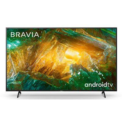 "Sony 85"" BRAVIA KD85XH8096BU Smart 4K Ultra HD HDR LED TV with Google Assistant"