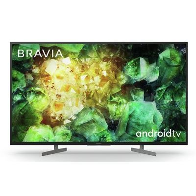 "Sony BRAVIA KD43XH8196BU 43"" Smart 4K Ultra HD HDR LED TV with Google Assistant"