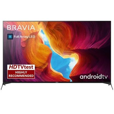 "Sony 55"" BRAVIA KD-55XH9505BU Smart 4K Ultra HD HDR LED TV with Google Assistant"