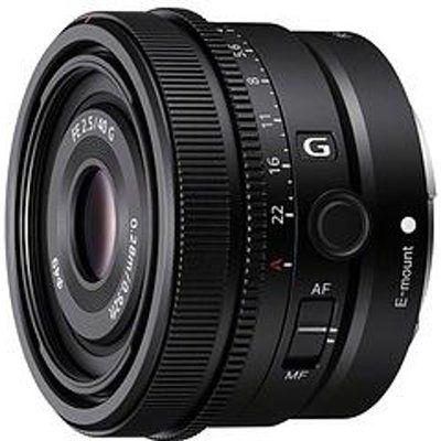 Sony SEL24F28G - Full-Frame Lens FE 24mm F2.8 G - Premium G Series Prime Lens