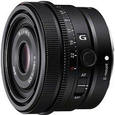 Sony SEL40F25G - Full-Frame Lens FE 40mm F2.5 G - Premium G Series Prime Lens