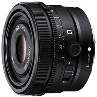 Sony SEL50F25G - Full-Frame Lens Fe 50mm F2.5 G - Premium G Series Prime Lens