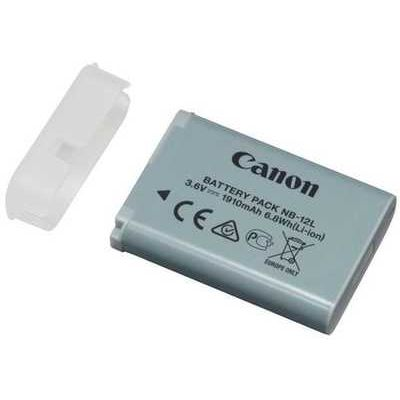 Canon NB-12L Rechargeable Battery Pack for Legria Mini X Powershot N100 G1X MK II