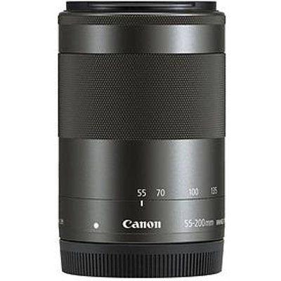 Canon EFM55-200 IS STM
