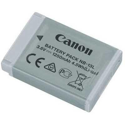 Canon NB-13L Rechargeable Battery Pack for Powershot SX730 SX720 SX620 G7X MK II G9X MK II