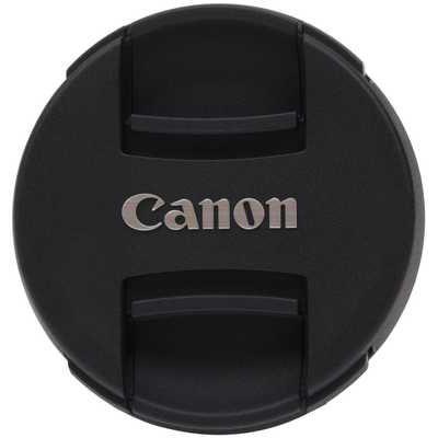 Canon E-49 Lens Cap for 49mm Fitment