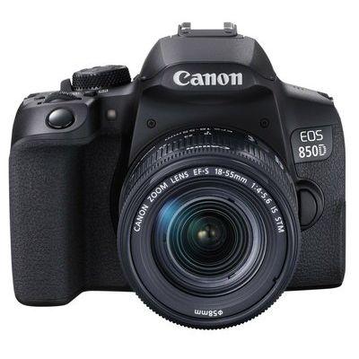 Canon EF-S 18-55 mm f/4-5.6 IS STM Standard Zoom Lens