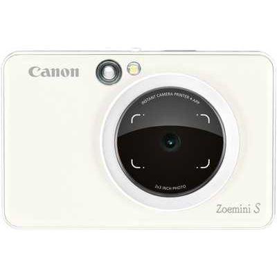 Canon Zoemini S Instant Camera - White