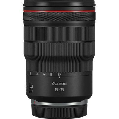 Canon RF 15-35 mm f/2.8L IS USM Wide-angle Zoom Lens