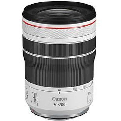 Canon RF 70-200 mm F4L IS USM Telephoto Zoom Lens