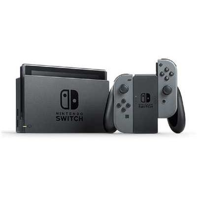 Nintendo Switch 1.1 with Joy-Con Controllers - Grey