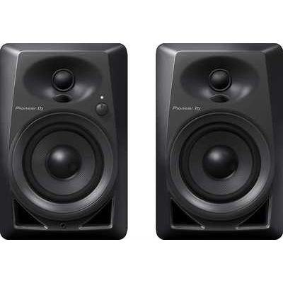 Pioneer Dj DM-40BT 2.0 Active Monitor Speakers - Black