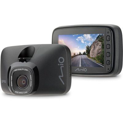 MIO MiVue 812 1440p Dash Cam - Black