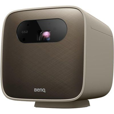 BenQ GS2 Wireless Portable LED Projector for Outdoor Family Entertainment - Bronze