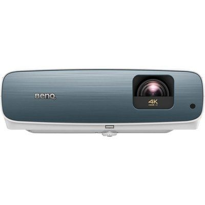 BenQ TK850 4K Home Entertainment Projector for Sports Fans with HDR-PRO, Dynamic Iris and 3000 ANSI Lumens Brightness - White