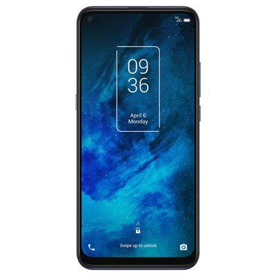 TCL 10 128GB 5G in Chrome Blue