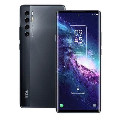 TCL 20 Pro 256GB 5G Mobile Phone in Moondust Grey