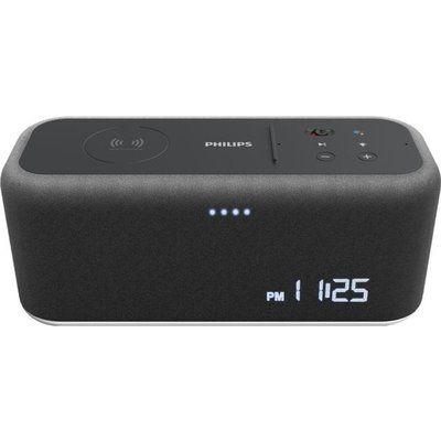 Philips Bluetooth Speaker With Google Assistant Wireless Speaker - Black