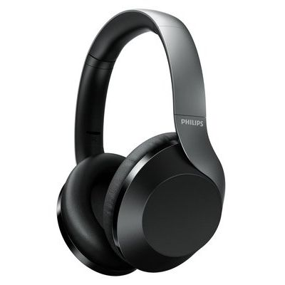 Philips TAPH805BK/00 Wireless Bluetooth Noise-Cancelling Headphones - Black