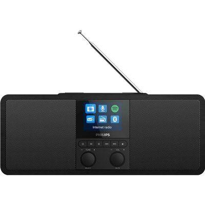 Philips TAR8805/10 DAB Smart Bluetooth Radio - Black