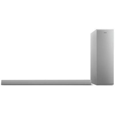 Philips TAB6405/10 Bluetooth 2.1 Soundbar - Silver