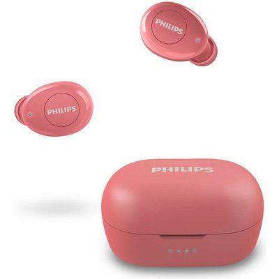Philips TAT2205RD/00 Wireless Bluetooth Earphones - Red