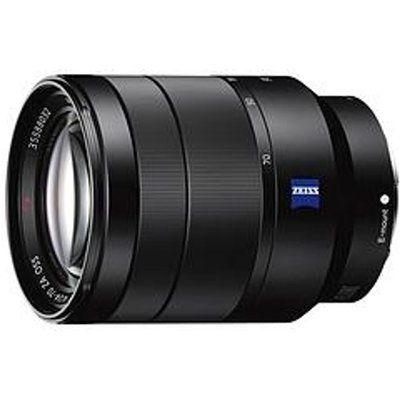 Sony Sel2470Z E Mount - Full Frame Vario T 24-70 Mm F4.0 Zeiss Zoom Lens