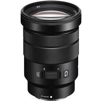 Sony E PZ 18-105 mm f/4 G OSS Standard Zoom Lens