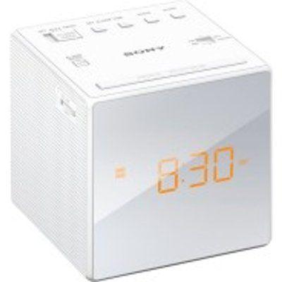 Sony ICF-C1 Alarm Clock Radio with FM Tuner