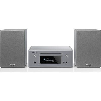 Denon CEOL N10 Wireless Smart Sound Hi-Fi System - Grey