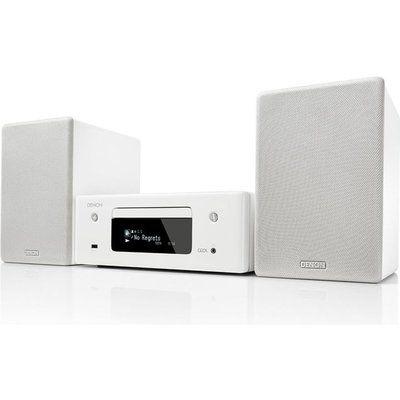 Denon CEOL N10 Wireless Smart Sound Hi-Fi System - White