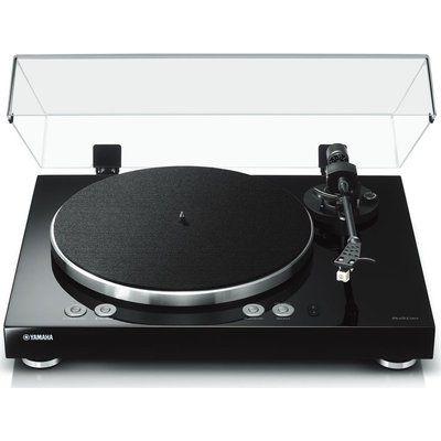 Yamaha MusicCast Vinyl 500 Belt Drive WiFi Turntable - Black