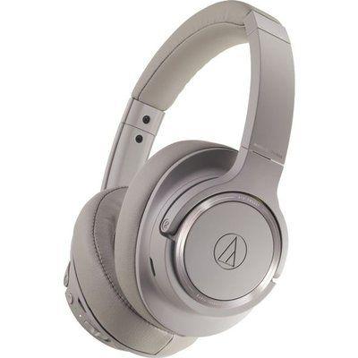 Audio Technica ATH-SR50BT Head-band Bluetooth Headphones - Grey