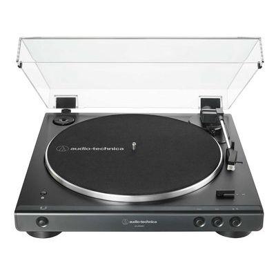 Audio Technica AT-LP60XBT Belt-Drive Bluetooth Turntable - Black