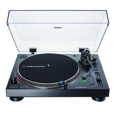 Audio Technica AT-LP120XUSB Direct Drive Turntable - Black