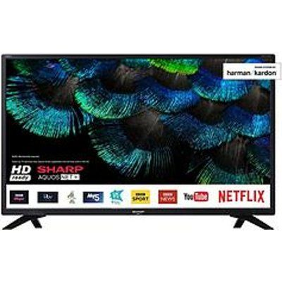"""Sharp 32BC4K 32"""" HD Ready Smart TV With Freeview Play"""