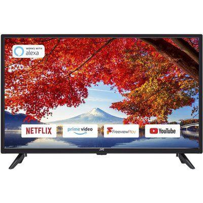 """JVC 32"""" LT-32C600 Smart HD Ready LED TV"""