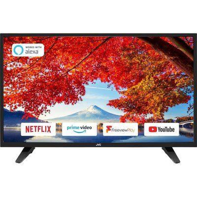 """JVC 39"""" LT-39C610 Smart HD Ready LED TV"""