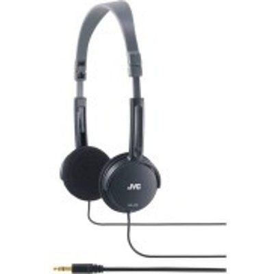 JVC HA-L50-B Lightweight On-Ear Headphones