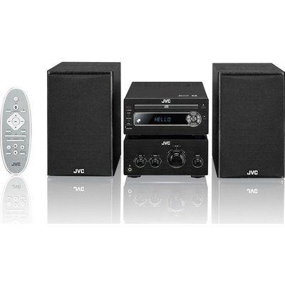 JVC UX-D750 Wireless Traditional Hi-Fi System - Black
