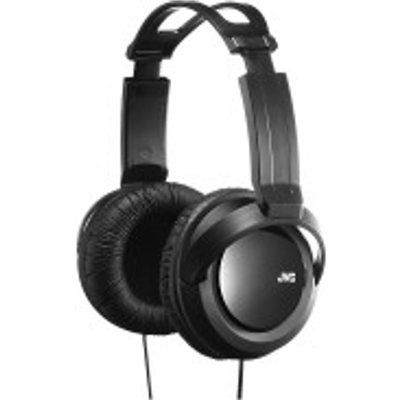 JVC HA-RX330 Over-Ear Headphones with Extra Base