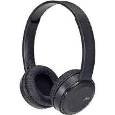 JVC HAS30BTBE Wireless Bluetooth Headphones
