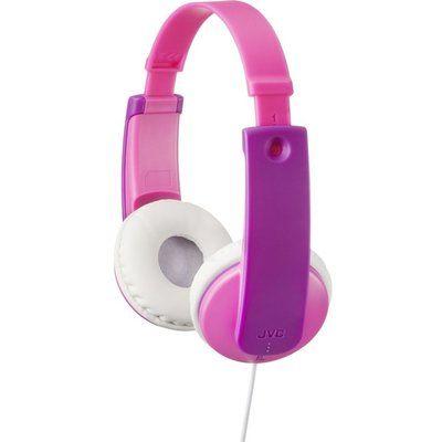 JVC Tinyphones Kids Headphones - Pink