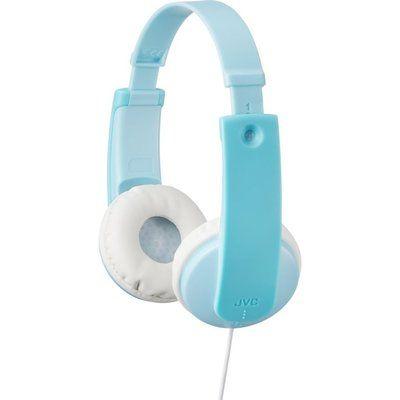 JVC HA-KD7 Kids Headphones - Mint