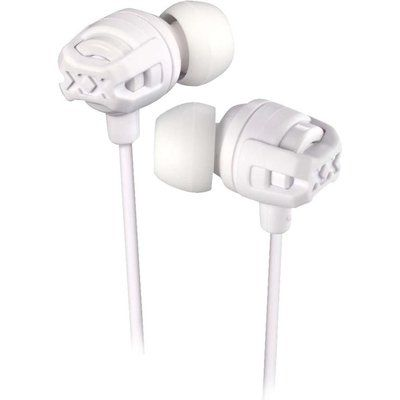 JVC XTREME XPLOSIVES HA-FX103M Earphones - White
