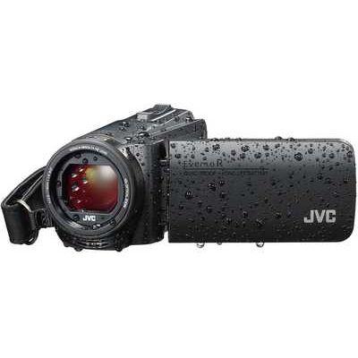 JVC GZ-R495 4GB Memory HD Quad Proof Camcorder - Black