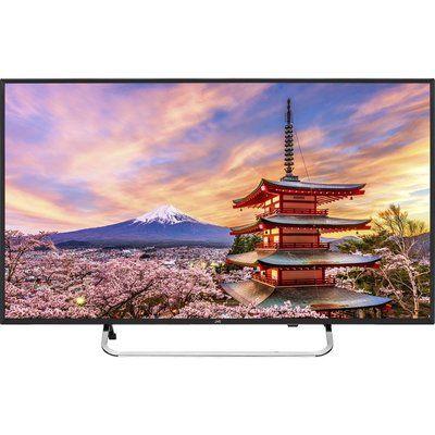 """JVC 40"""" LT-40C590 Full HD LED TV - Black"""